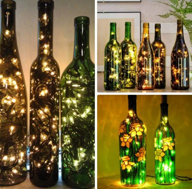 Светящийся декор