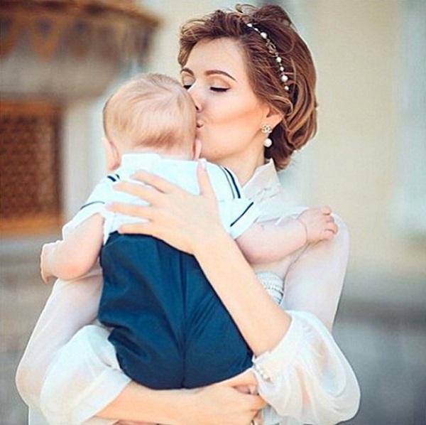 У Марии Кожевниковой 19 января родился второй сын Максим. И в этот же день родился ее первенец Иван!