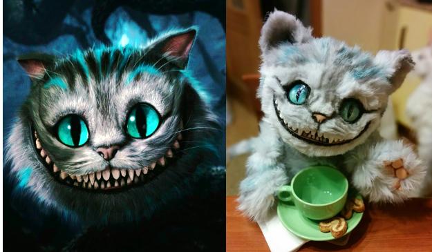 cat cheshir