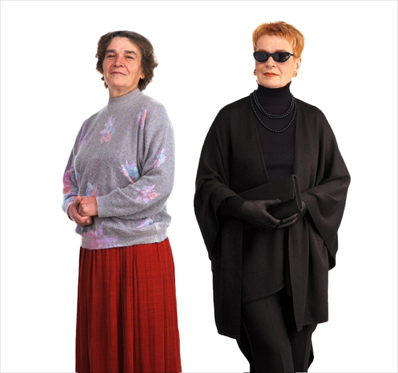 от бабушки к женщине