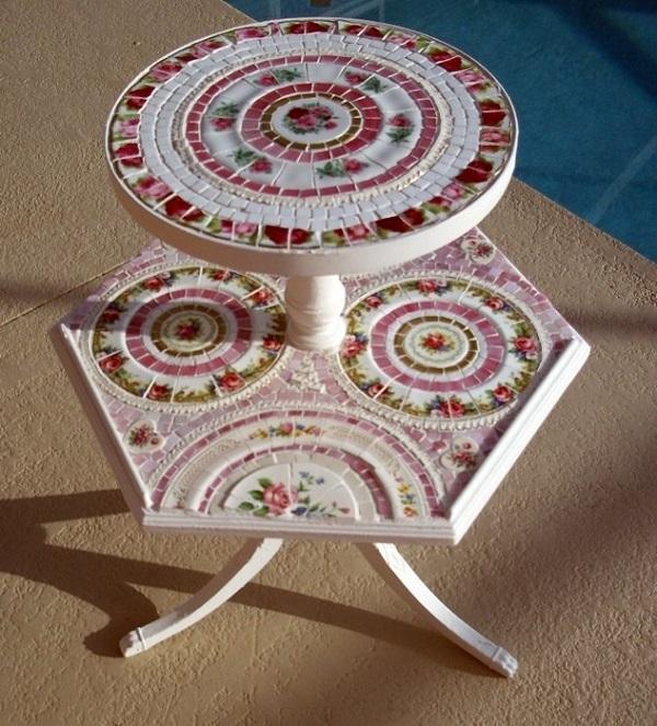 Декоративная мозаика4