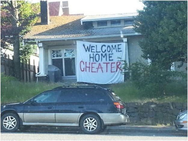 Добро пожаловать домой, изменщик