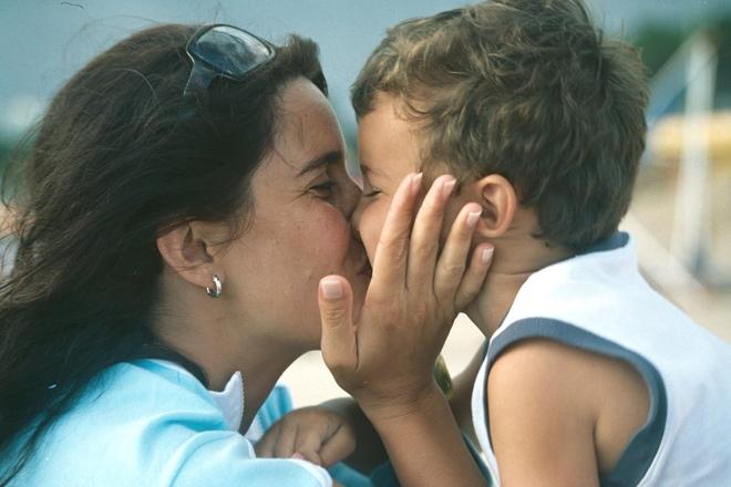 как я целовал маму рассказы