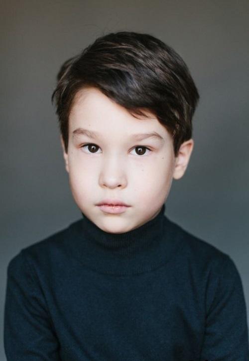 папа - татарин, мама - грузинка. Даниил, 5 лет