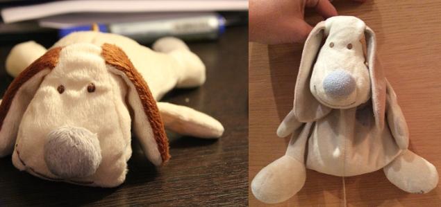 реконструкция куклы