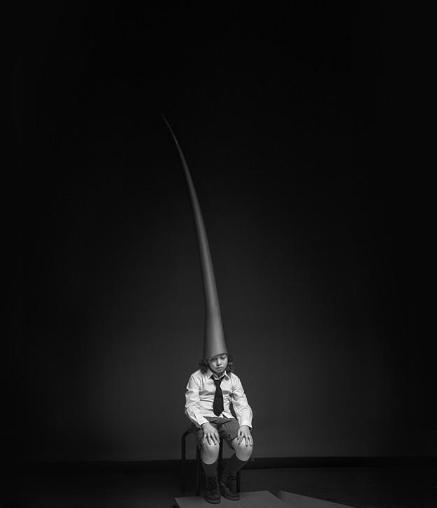 Lenfant Terrible, Ассаф Матарассо, Франция (Категория Концепция-Фотоманипуляции 1-ое место)