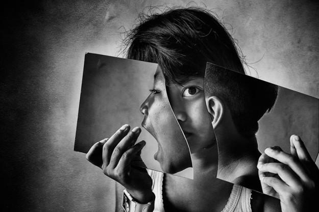 Лицо и глаз, Анди Абдулхалим, Индонезия (Категория Концепция-Фотоманипуляции 1-ое место)