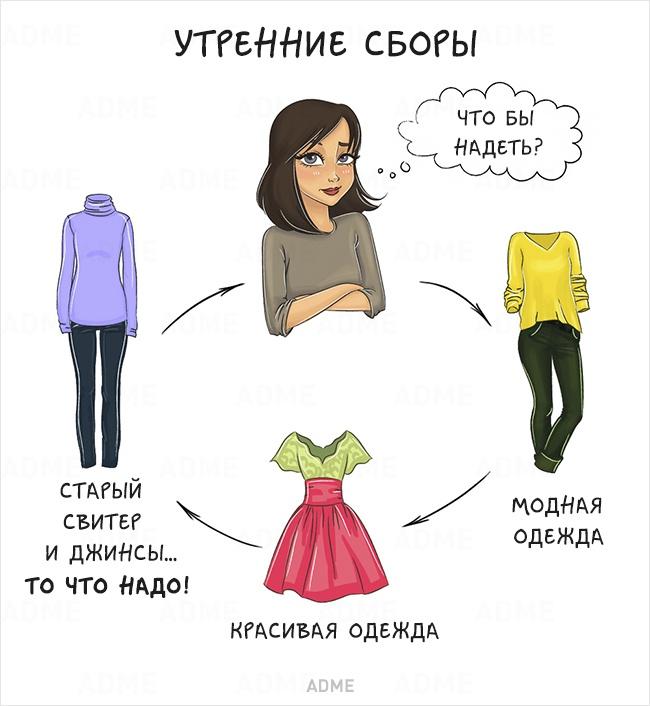 что одеть