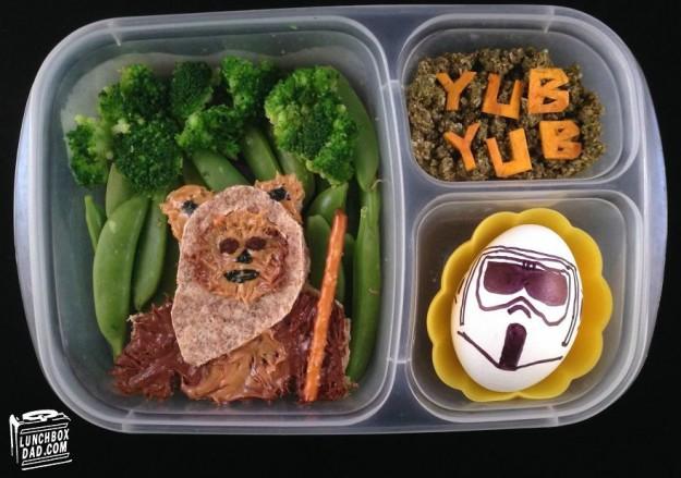 как накормить детей