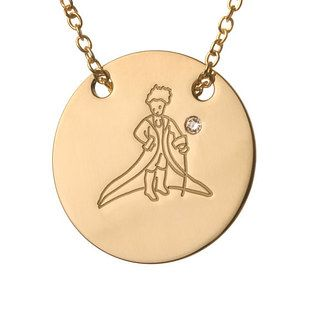 Кольцо и кулон по мотивам Маленького принца2