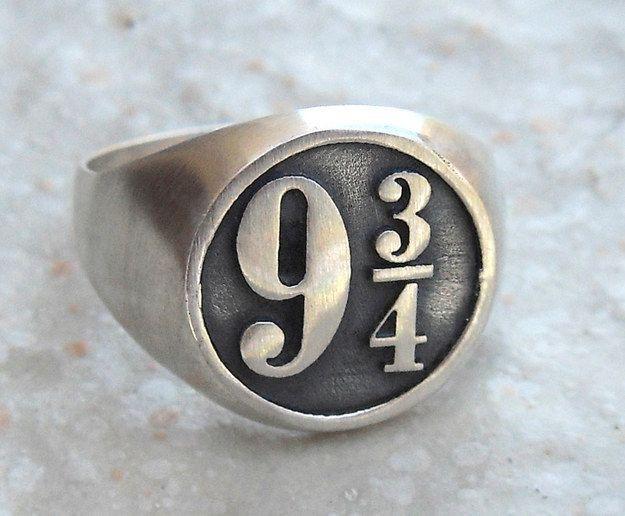 Кольцо по Гарри Поттеру