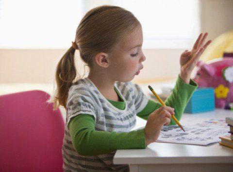 Математические способности развиваем с дошкольного возраста!