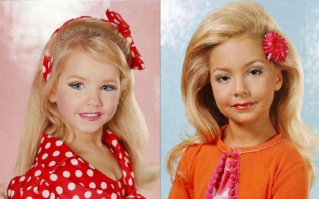 конкурс красоты для детей