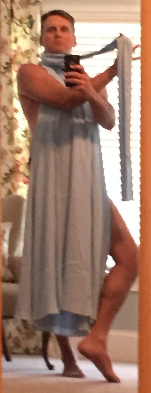 платье на папе
