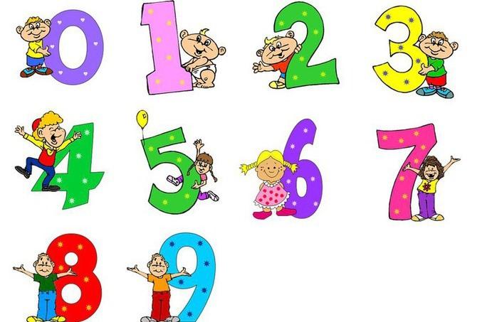 Перепутанные Цифры Ноты Буквы На Листе Бумаги