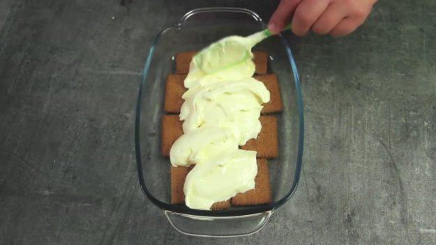 торт без выпекания3