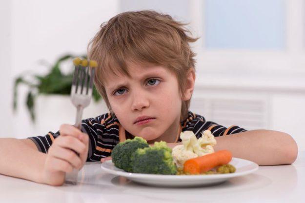 Есть фрукты и овощи