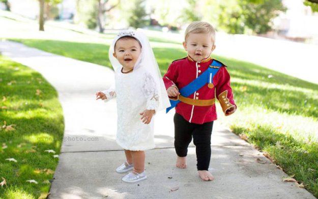 Принцесса Кейт и принц Уильям