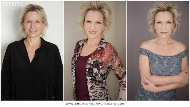 макияж меняет женщин