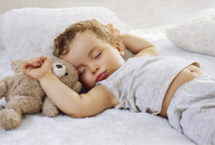 стих ребенку на ноч