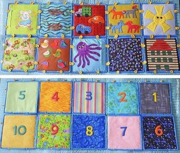 Массажные коврики своими руками для детей 69