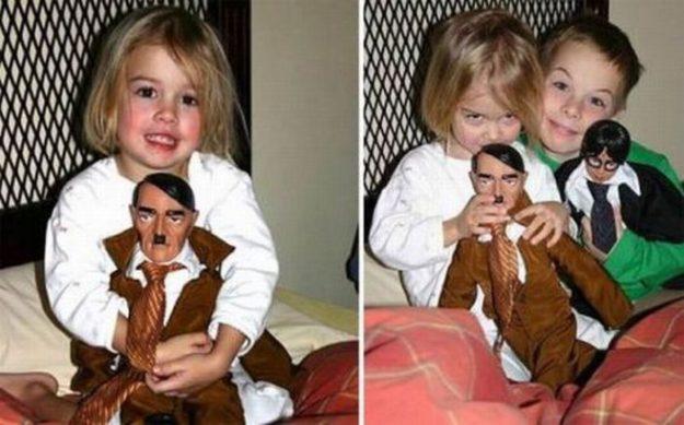 Кукла-Гитлер
