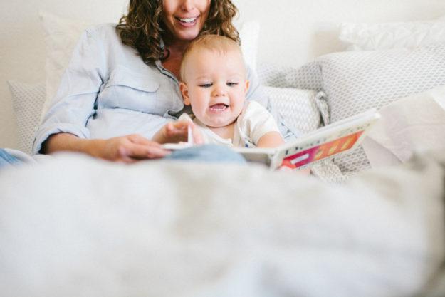 как выбирать самые первые книги для малышей