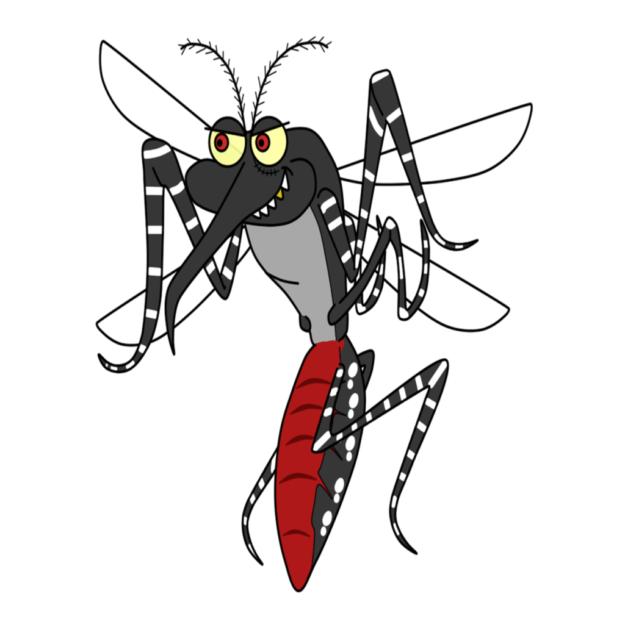 укусы комаров: как защитить детей
