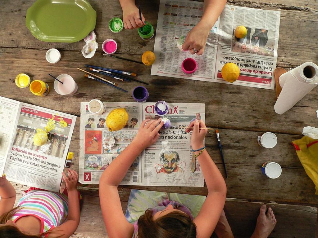 7 идей, как занять ребенка летом