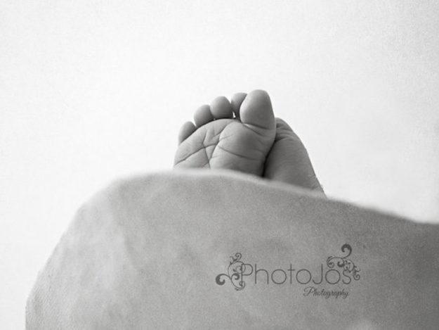 фотосессия младенца