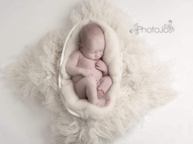 младенец в животе
