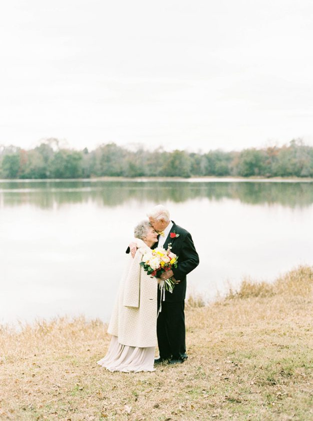 63 годовщина свадьбы