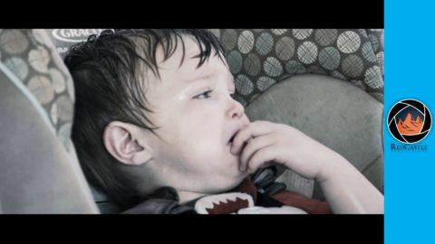 Чудовищное видео об опасности, которая подстерегает родителей и малышей летом. Каждый должен это увидеть!