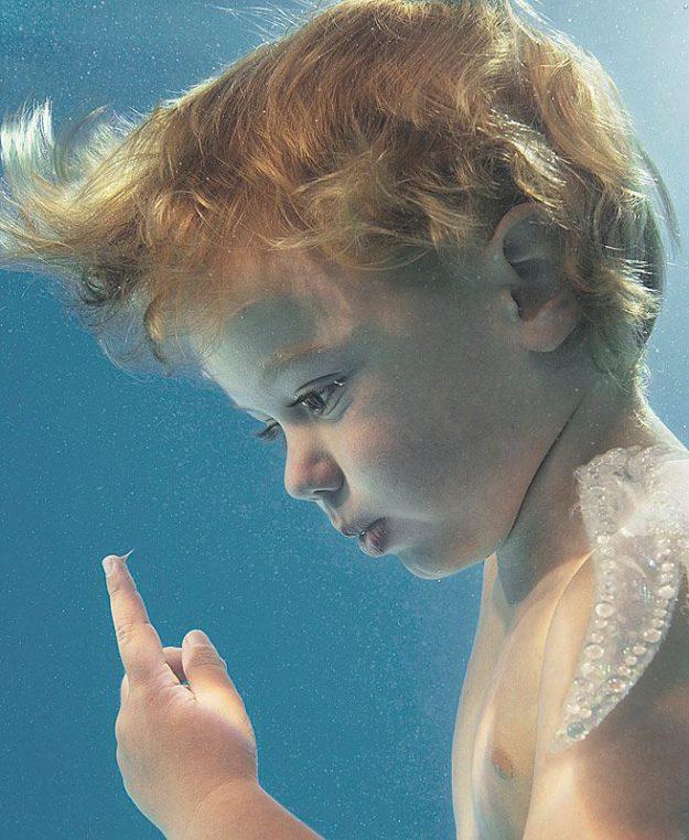 фотографии под водой
