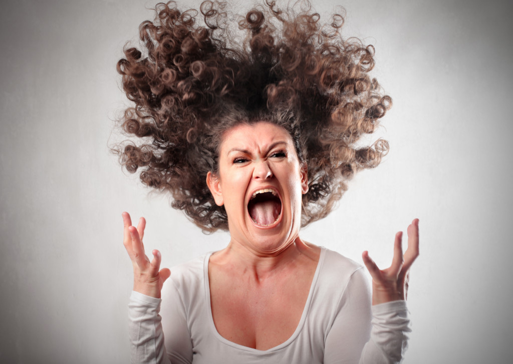 родительский крик как признание своей беспомощности