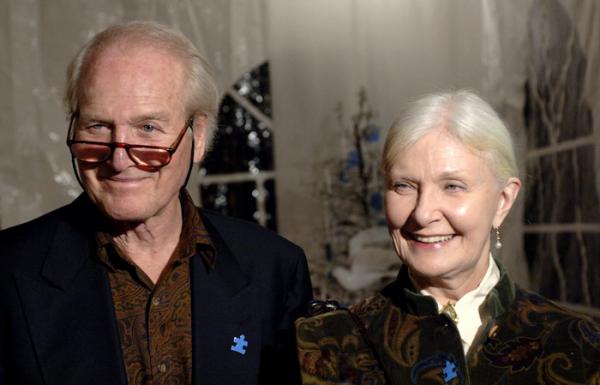 50 лет брака: пол ньюман и джоан вудворт