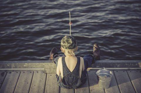 5 причин полюбить рыбалку. Женский взгляд