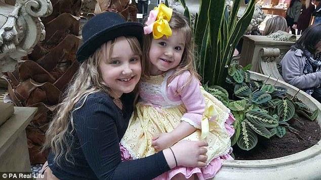 белла фергюсон и ее сестра