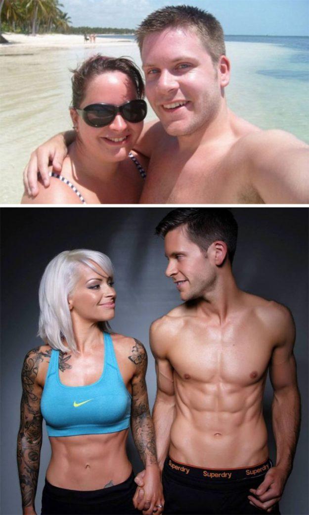 Эти люди решили, что в брак вступят только тогда, когда будут выглядеть шикарно