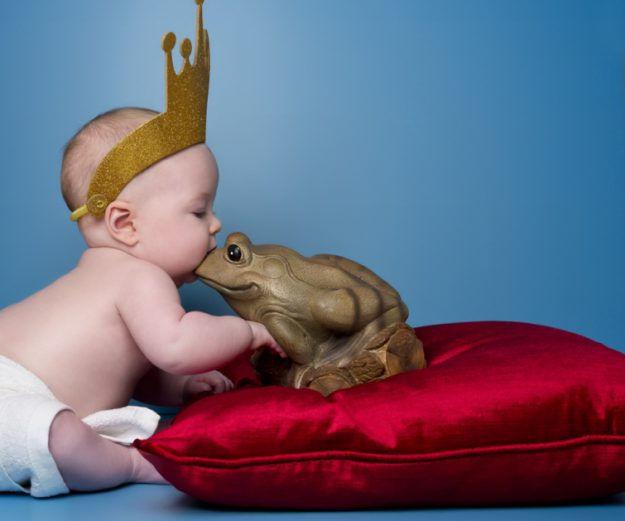 Король-лягушонок