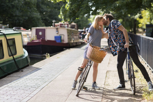Проведите день, катаясь по городу на велосипедах