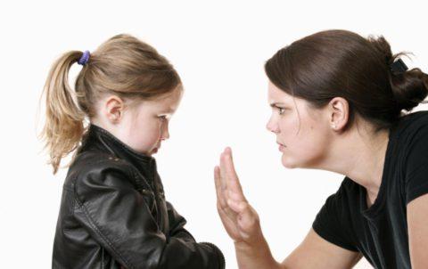 """Почему не стоит говорить ребенку: """"Тетя будет тебя ругать!"""""""