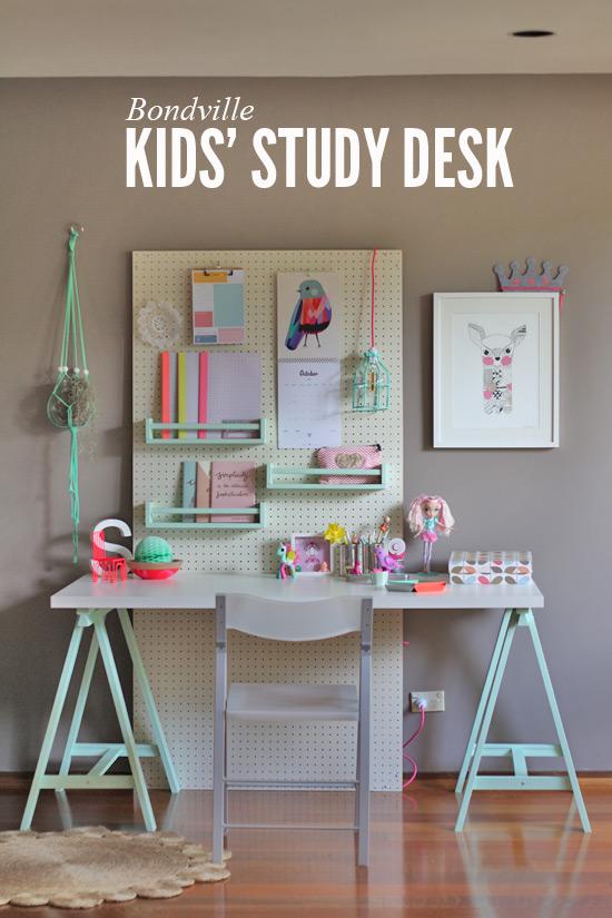 как организовать рабочее пространство для ребенка