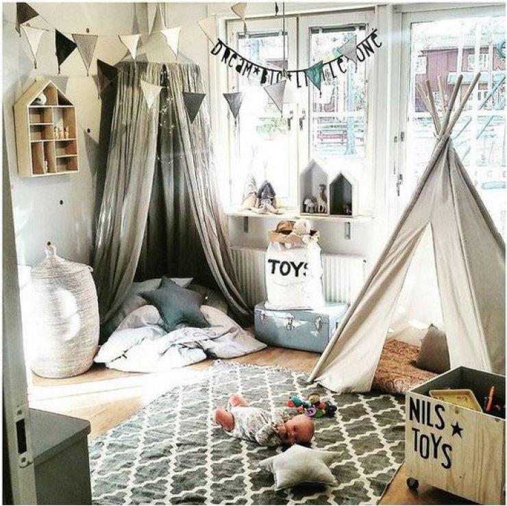 шатер для чтения
