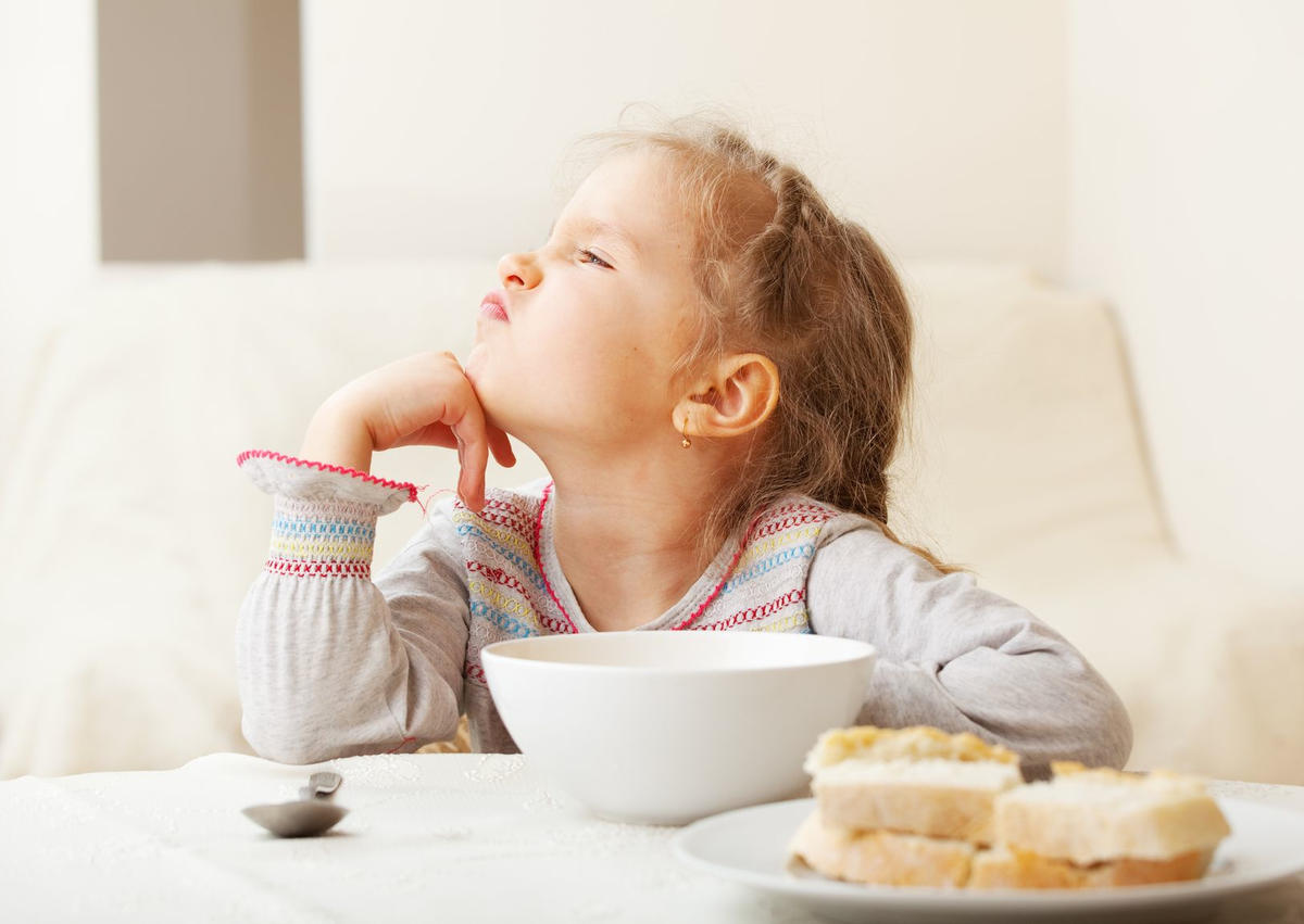 Откуда берется детская неблагодарность