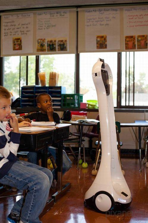 робот для больного мальчика