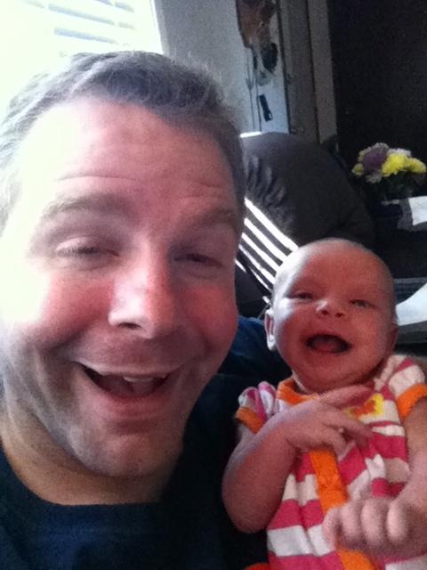 смешные фото папы и дочери