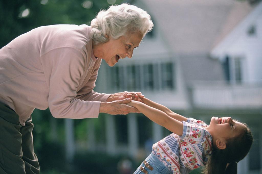 как стать самой лучшей бабушкой