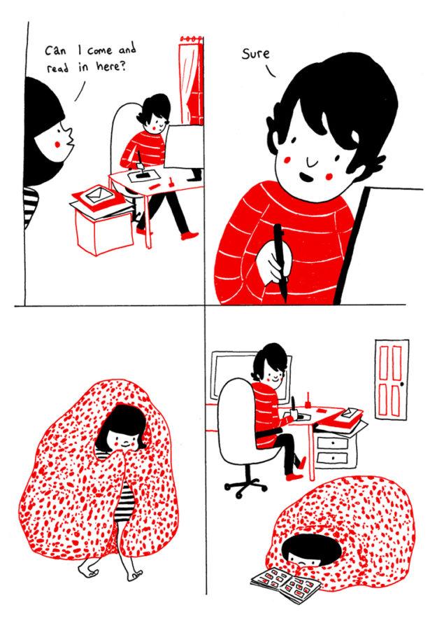 романтика совместной жизни