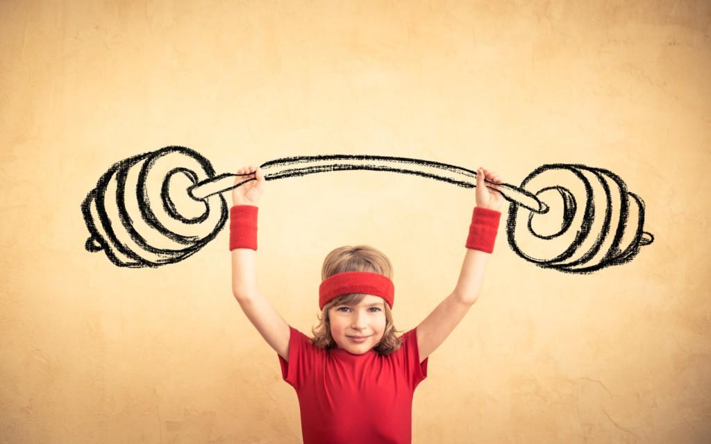 как заниматься физическим развитием ребенка